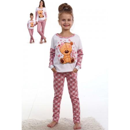 """Детская пижама """"Топтыжка"""""""
