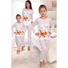 """Детская пижама """"Клубок"""""""