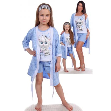"""Детская пижама пеньюар """"Колосок"""""""