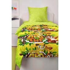 """Покрывало на кровать """"Лео и Тиг"""""""