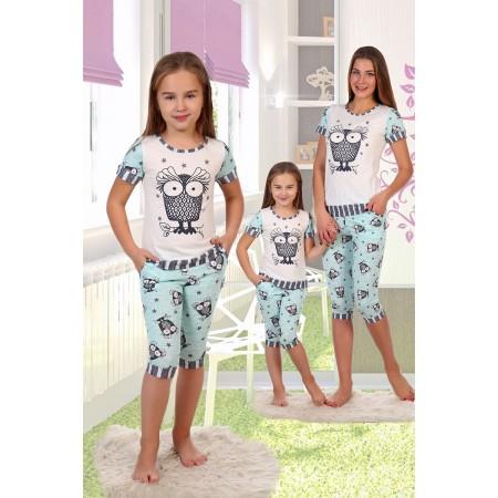 """Детская пижама """"Совушка"""""""