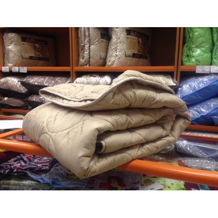 Верблюжье одеяло эконом