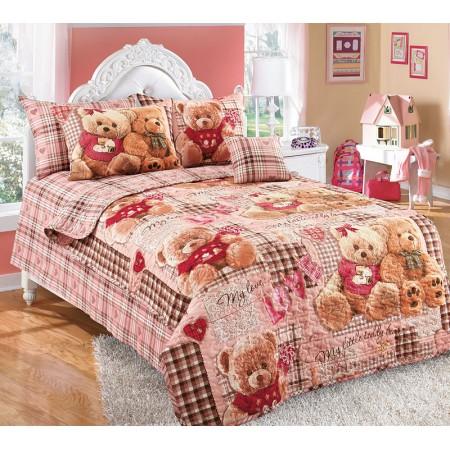 """Покрывало на кровать """"Плюшевые мишки"""""""